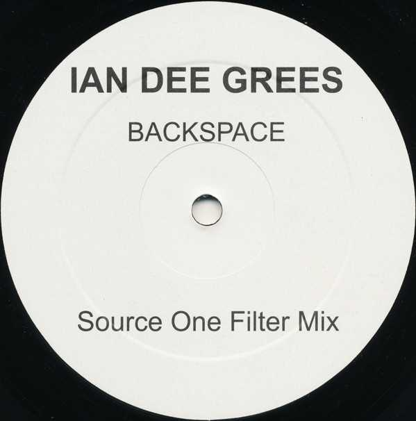 Backspace - Side A (Source One Filter Mix)